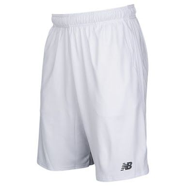 Image result for white new balance shorts