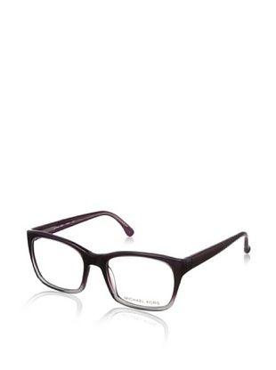 60% OFF Michael Kors Women's MK255 Eyeglasses, Plum Gradient