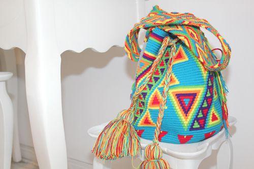 wayuu love bag