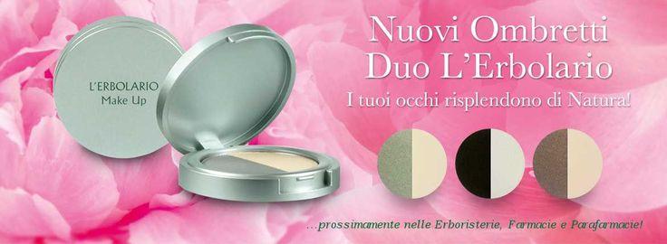http://www.erbolario.com/prodotti/670_l_erbolario_make_up_ombretto_duo nuovi Ombretto Duo L'Erbolario! Le tonalità della Natura per i tuoi occhi! Muschio e Crema Liquirizia e Perla Cacao e Sabbia