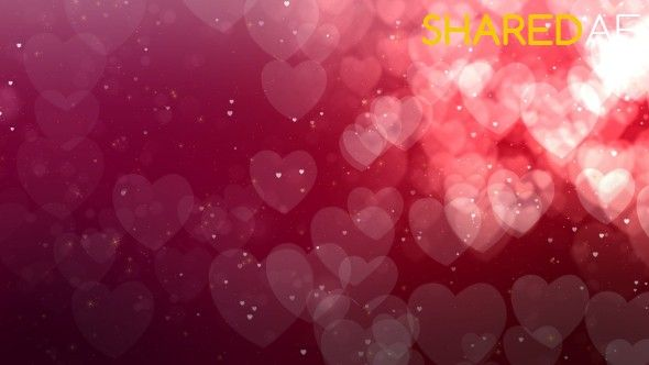 Videohive - Heart Particles 01 4K 19383364 - Free Download