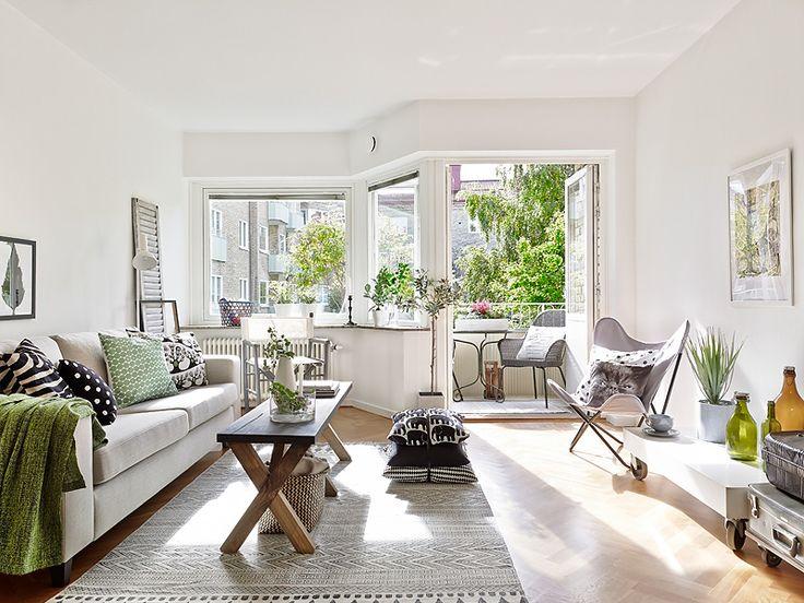 Een foto op hout van Fotoophout.nl zou in deze woonkamer zeer goed tot haar recht komen!