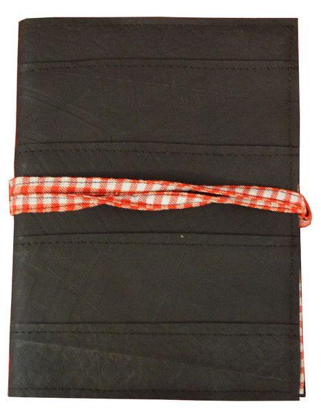 A4 Rubber Notebook – Siem Fair Trade Fashion