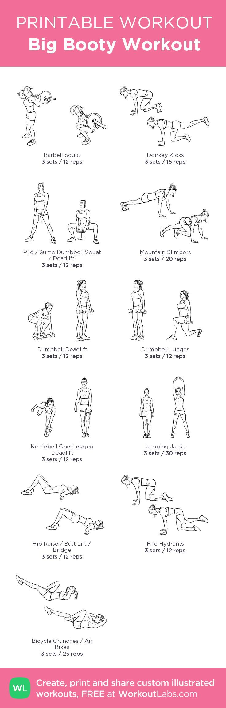 how to get bigger legs and bum at home