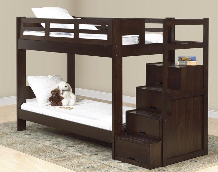 Tempat tidur anak tingkat simpel murah