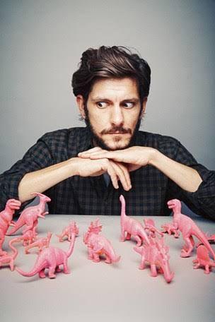 Mathew Baynton pink dinosaur - Google Search