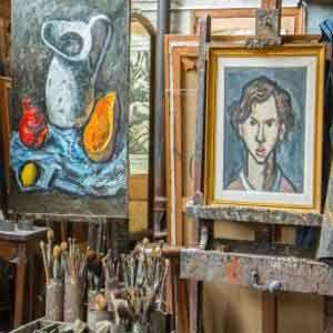 Cómo saber cuando dar por terminada una pintura al oleo.  http://comopintarcuadrosconoleo.com/dar-por-terminada-una-pintura-al-oleo