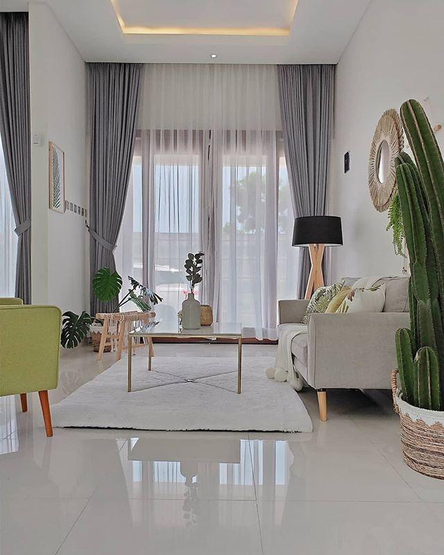 Ruang Tamu Minimalis Elegan Sempurna Credit To Rumah Nano Follow Rumah Idn Follow Rumah Idn Al Ruang Tamu Rumah Ide Sofa Ruang Tamu Desain Interior