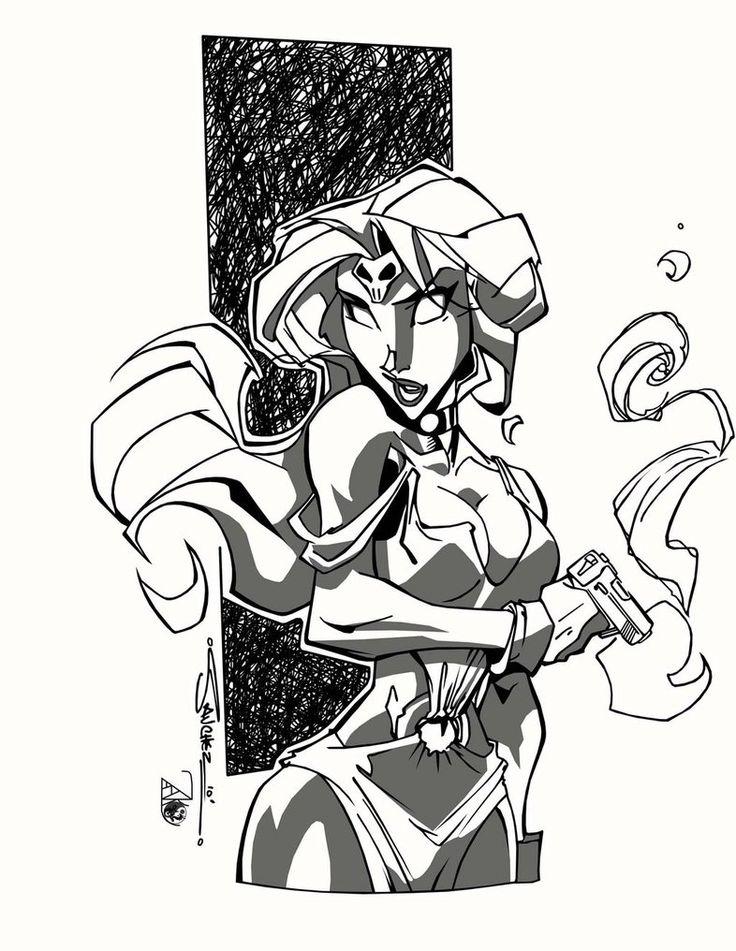 Mystique LaLa by Steven Sanchez by NewEraStudios on