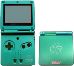 Venusaur Pokemon Game Boy Advance SP