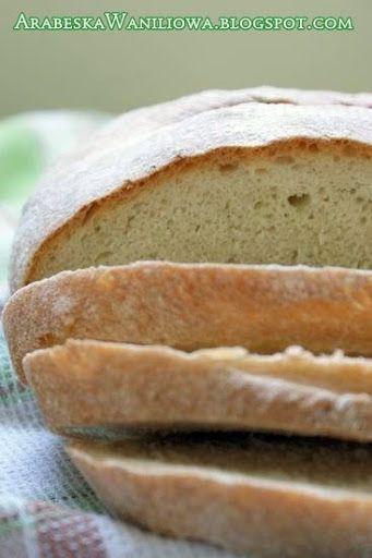 Arabeska : Prosty chleb na (niby)zakwasie