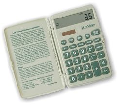 Lee Valley Kitchen Calculator – a culinary tool to help with Thermomix recipe conversions.