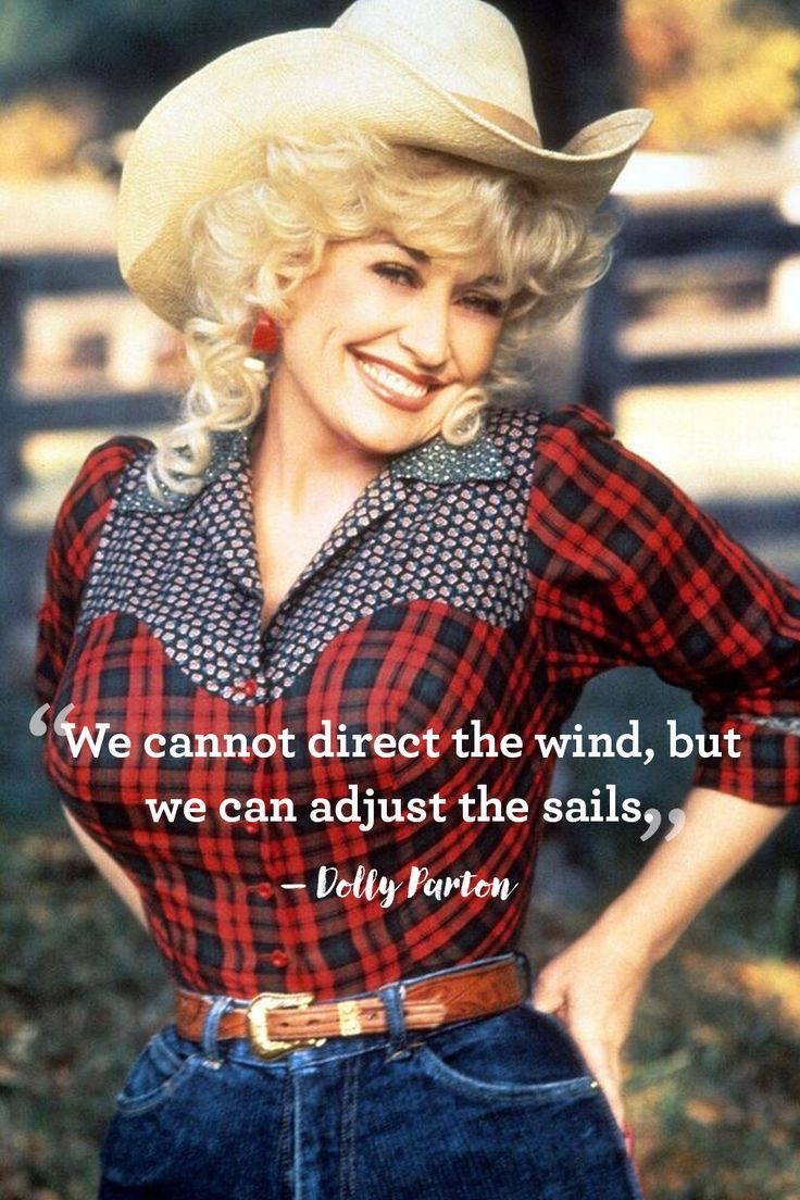 11 Brilliant Pieces of Life Advice, Courtesy of Dolly Parton  - CountryLiving.com