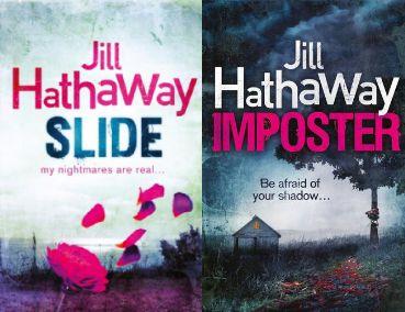 jill hathaway -- slide book 1 -- imposter book 2 -- un poco de misterio :)