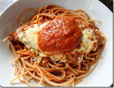 The Best Chicken Parmesan Ever (America's Test Kitchen)