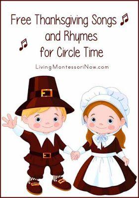 Thanksgiving Theme- Weekly Home Preschool | Cutting Tiny Bites