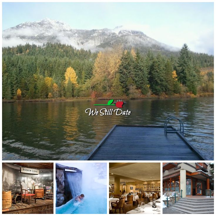 Romantic things to do in Whistler