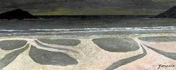 Resultado de imagen de cuadros de arena paso a paso