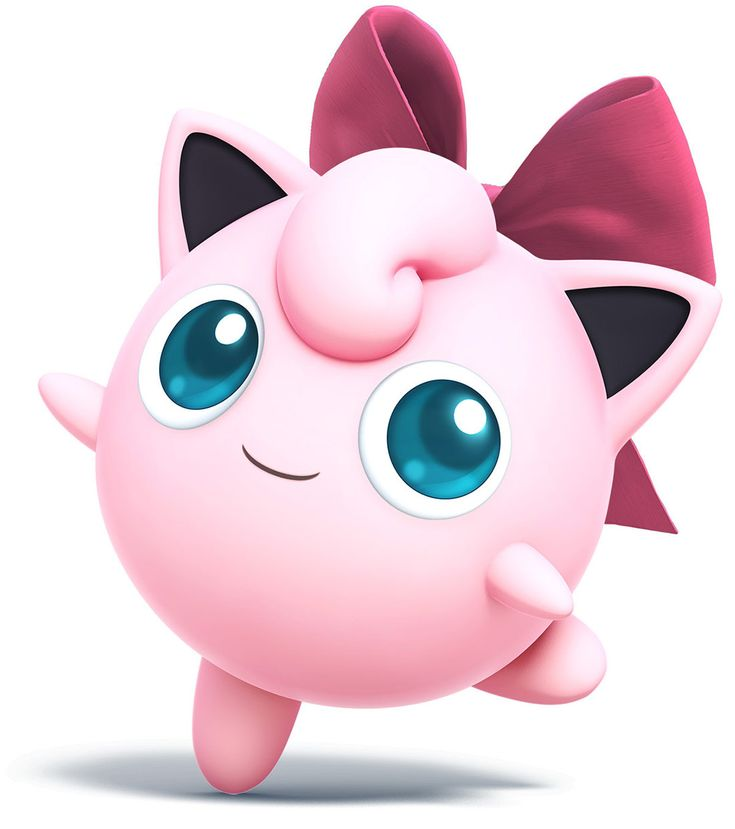 Jigglypuff Color Swap - Characters & Art - Super Smash Bros. for 3DS and Wii U
