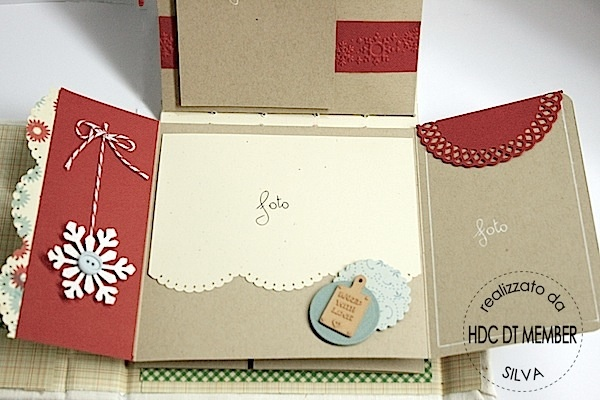 "Hobby di Carta - Il blog: Mini album: ""December Weekly"" by Silva"