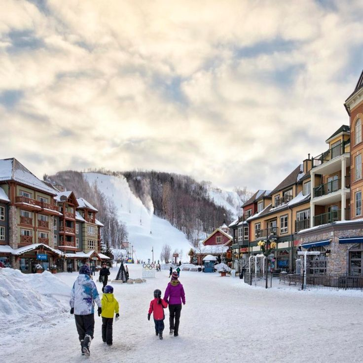 Top Ski Getaways In Ontario