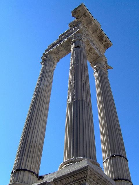 Templo de Cástor e Póllux