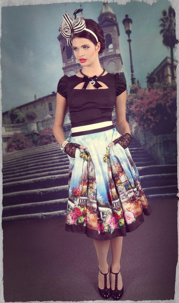 Riviera Full Skirt