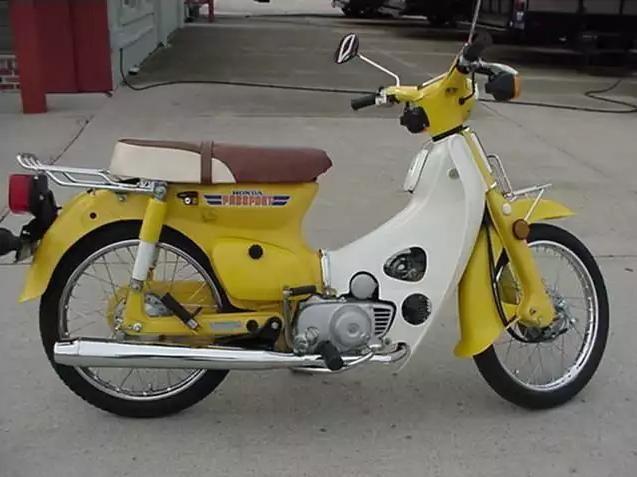 Best 25 honda cub ideas on pinterest honda scooter for Garage toyota dax