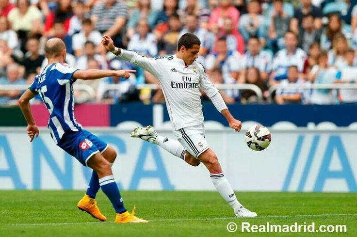 Chicharito - Real Madrid ❤❤