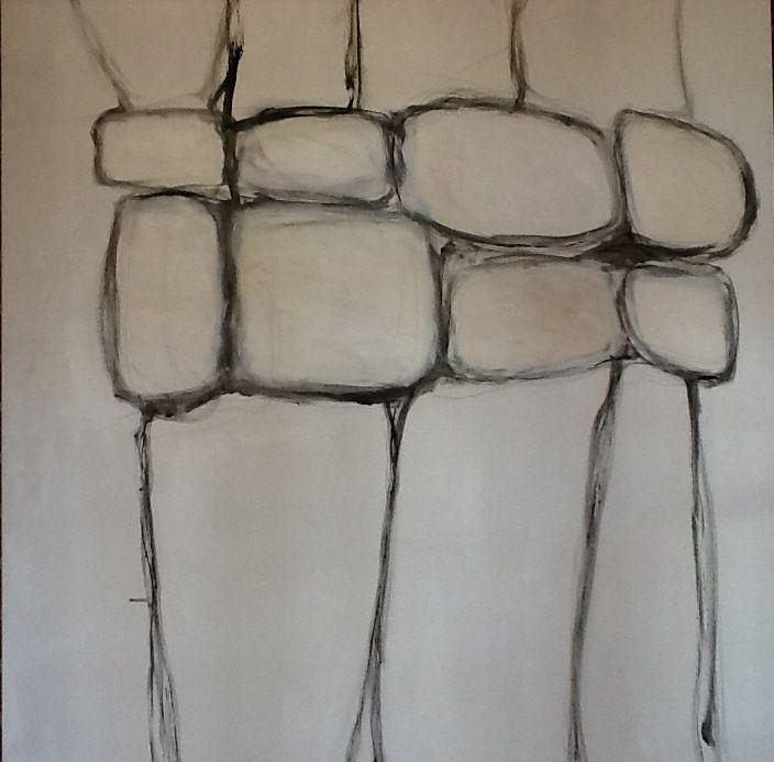 Kathrine van Godt. 2013. 100 x 100 cm