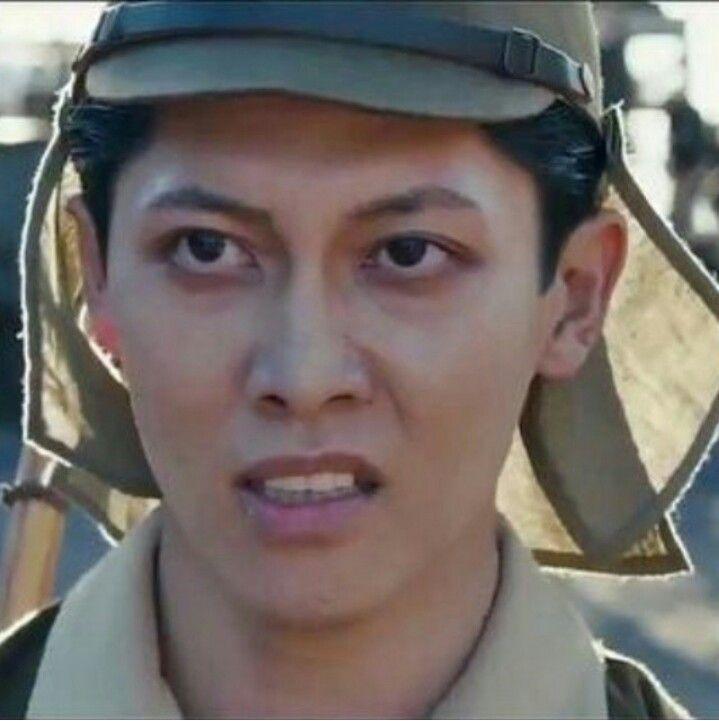 Miyavi as Mutsuhiro Watanabe a.k.a. The Bird
