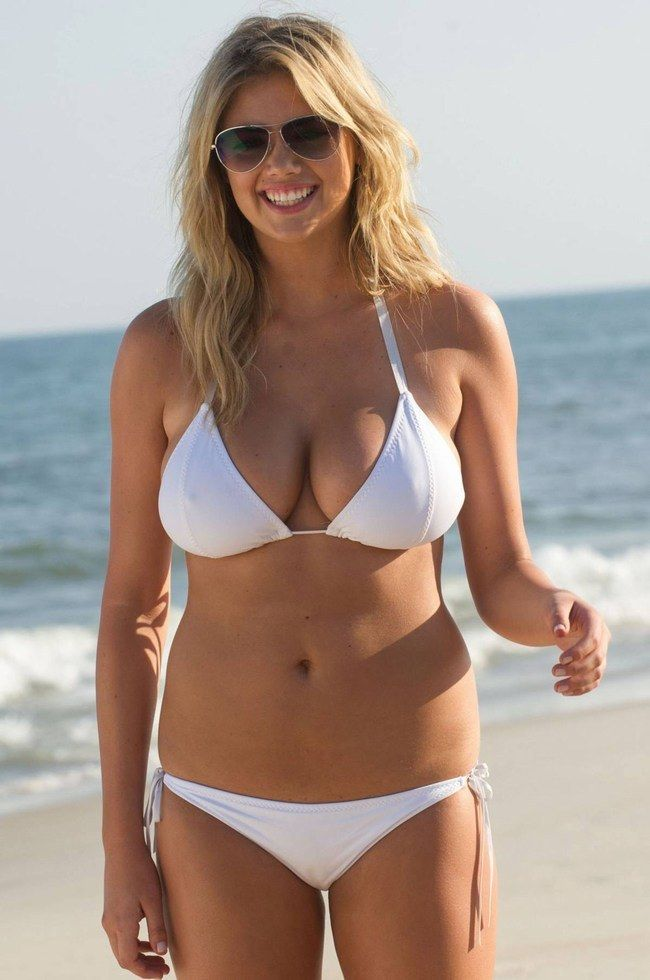 I loved that in The Other Woman, Kate Upton was the 'perfect bodied 20 year old' even though she's not stick thin. She looks amazing.