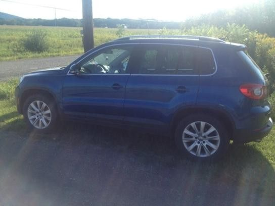 2009 Volkswagen Tiguan 4Motion SEL 355250162 Price US$18.500,00