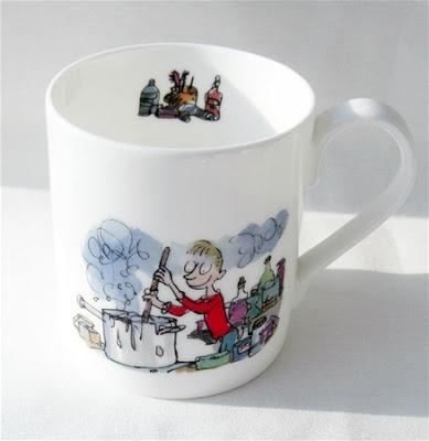 George's Marvellous Medicine mug