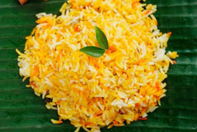 Super Simple Saffron Rice That's Incredibly Affordable
