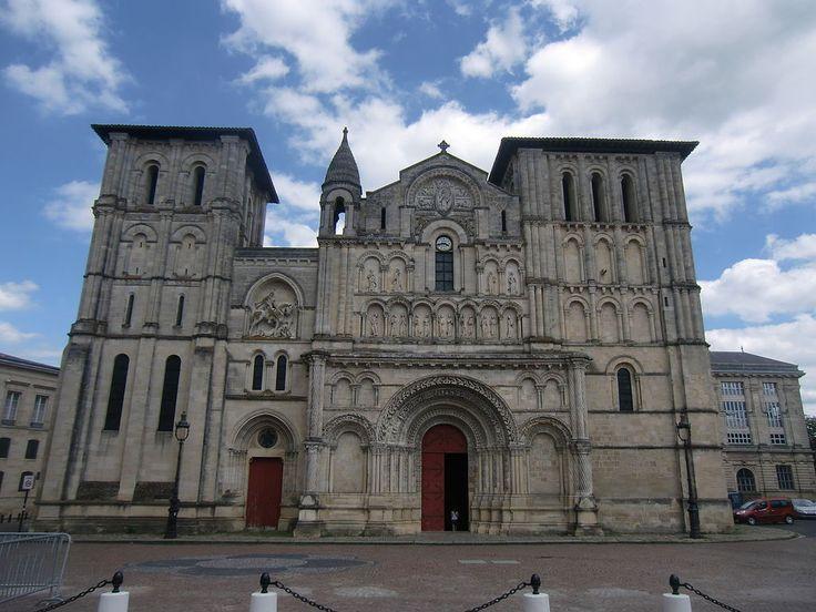 Abbatiale Sainte-Croix