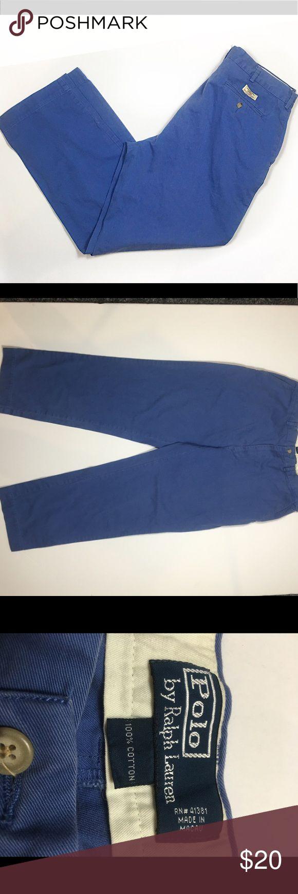 Polo Ralph Lauren men's pants size 36x30 36x30 Polo by Ralph Lauren Pants