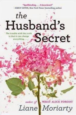 The Baking Bookworm reviews: The Husband's Secret by Liane Moriarty. Not as good as I was hoping after reading and loving her 'Big Little Lies'.  Okay 'secret' but lackluster ending. 2.5/5 stars  Full spoiler-free review on my blog (www.thebakingbookworm.blogspot.ca).