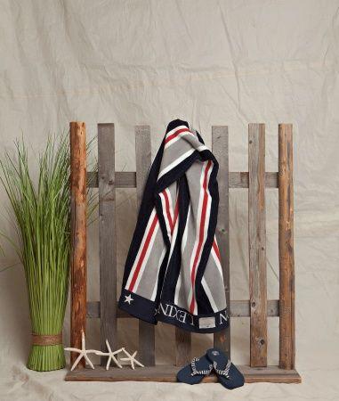 Lexington Hamptonite Collection - a collaboration with Hilaria Baldwin to benefit Guild Hall - Hilaria Beach Towel