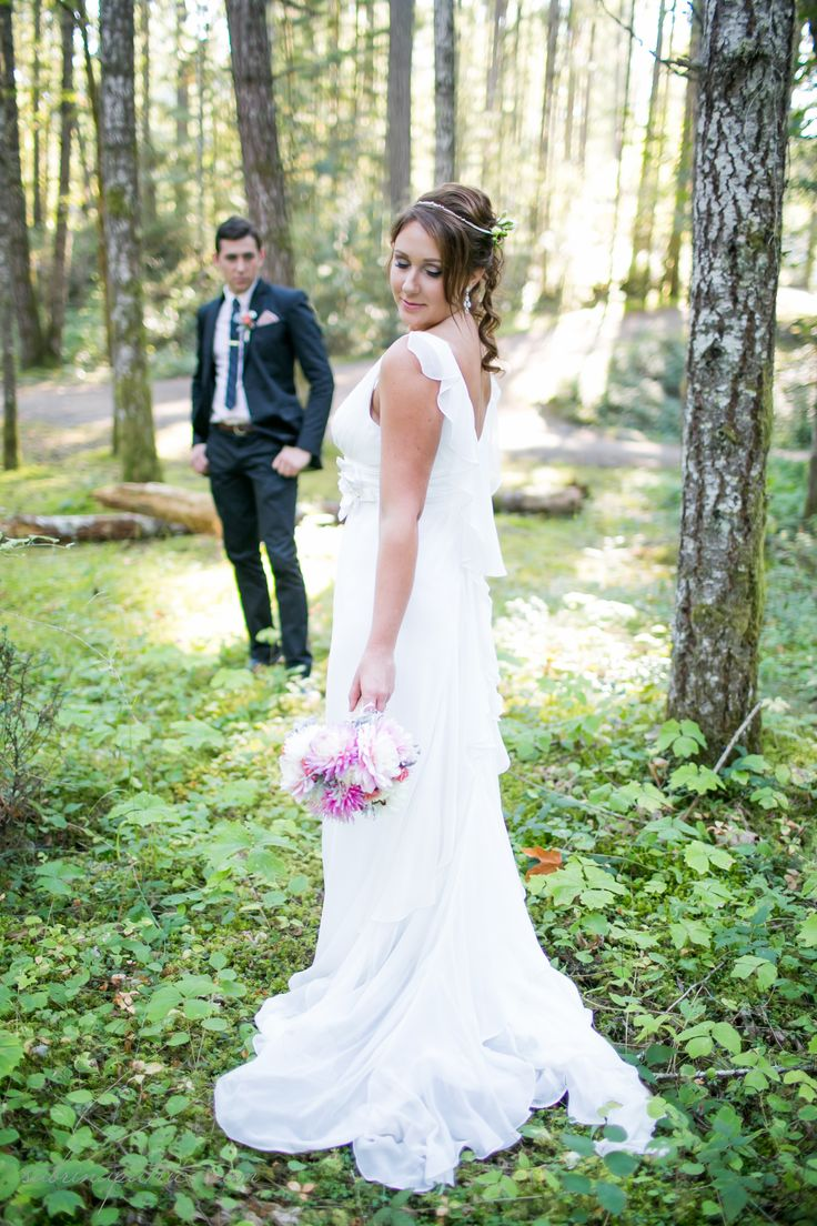 281 best Wedding Gowns - Vancouver Island images on Pinterest ...
