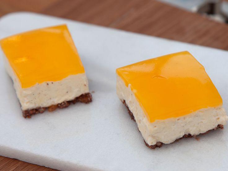 Budapestbakelse med clementinglasyr | Recept.nu
