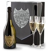 Dom Perignon Champayne Collector's Gift Set