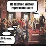 Fiscal Cliff: Taxation Without Representation – Patriot Update