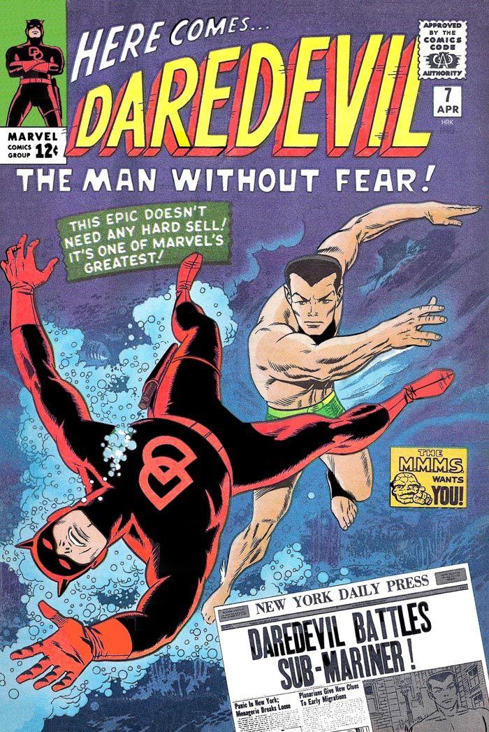 'Daredevil. ¡El hombre sin miedo!', Hell`s Kitchen, conoce a su Diablo Guardián
