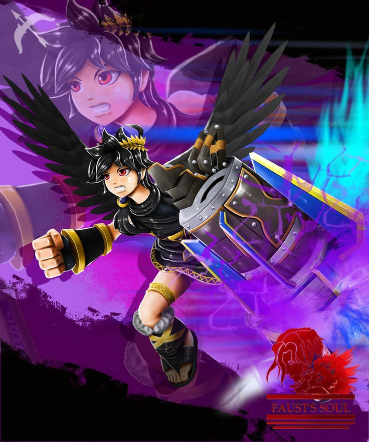 Dark Pit Voice - Kid Icarus franchise | Behind The Voice