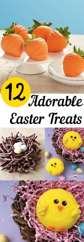 12 delicious must try recipes this Easter!