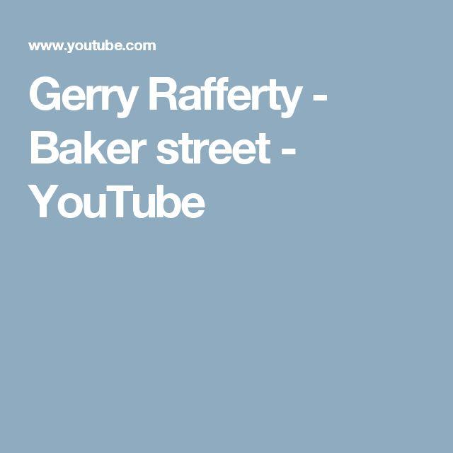 Gerry Rafferty - Baker street - YouTube