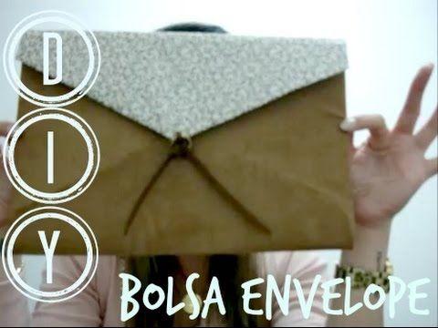 DIY: Bolsa envelope