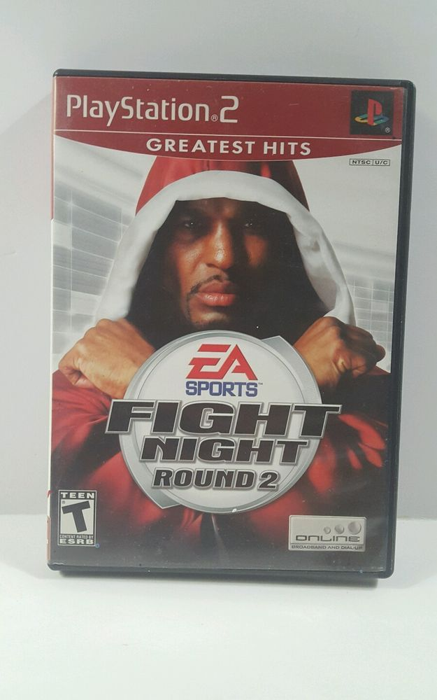 Fight Night: Round 2 - Playstation 2 Game in Video Games & Consoles, Video Games | eBay