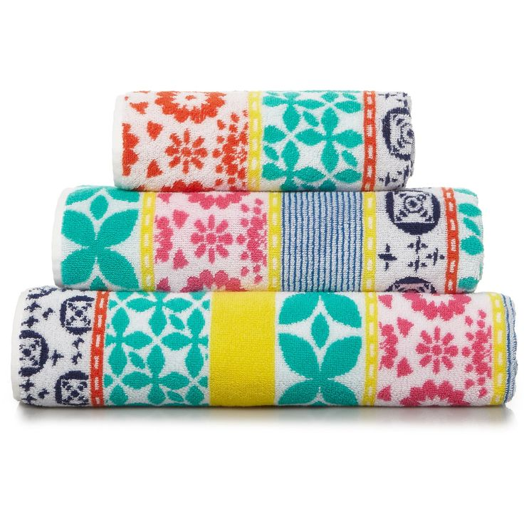 100% Cotton Bright Pattern Stripe Towel Range, read reviews and buy online at George at ASDA. Shop from our latest range in Home & Garden. 100% Cotton Bright...